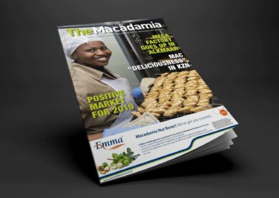 cover-The Macadamia magazine-design-services-south-africa-creative-industries
